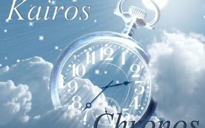 """HAPPY NEW YEAR!  Chronos and Kairos"""