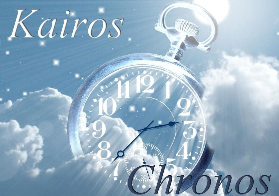 """HAPPY NEW YEAR!  Chronos and Kairos"""