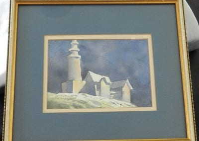 """LIGHTHOUSE IN BLUE"""