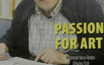 """""""PASSION FOR ART"""""""