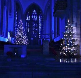 bluechristmaschurch