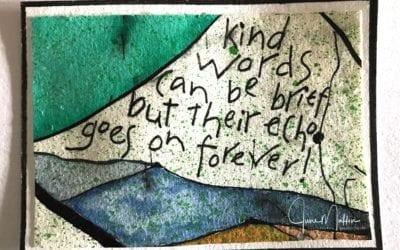 """WAND OF KINDNESS"""