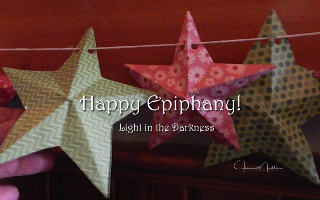 """EPIPHANY – Light in the Darkness – S.E.W."""